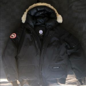Beautiful Canada Goose Heavy Chilliwack Bomber